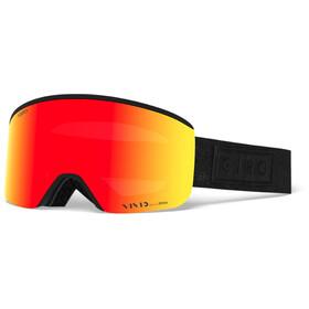 Giro Axis Gafas Hombre, black bar/vivid ember/vivid infrared
